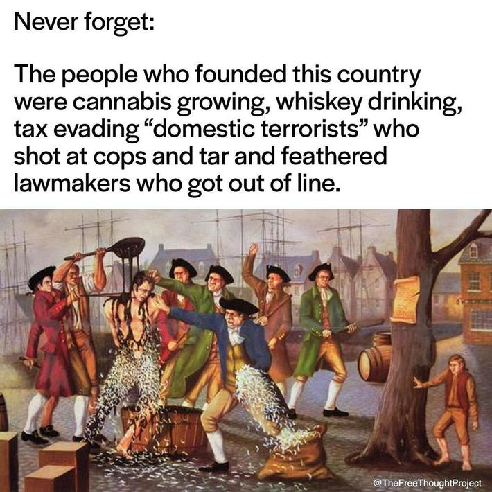 One part of history they want you to forget about.