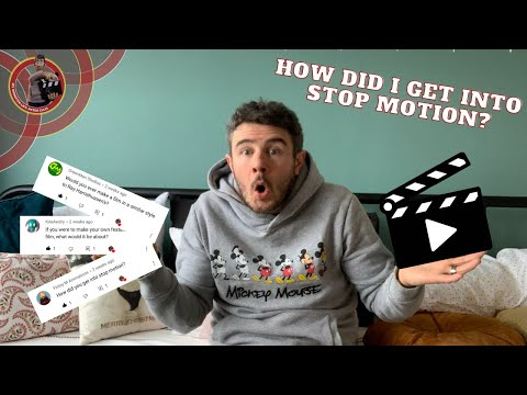 How I got into Stop Motion | Q & A | Prizes and much more