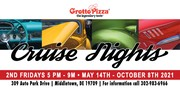 Grotto Pizza Presents 2nd Friday Cruise Nights