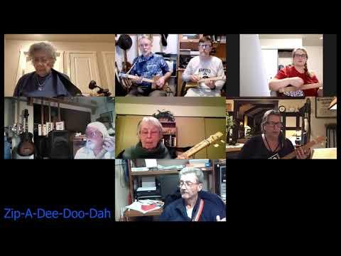 Zip A Dee Doo Dah: 3-String Cigar Box Guitar