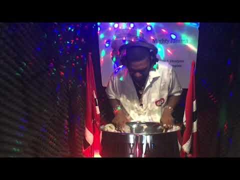 ASIAN CARIBBEAN MUSIC:  CHURA LIYA THE MIGHTY JAMMA ON STEELPANS