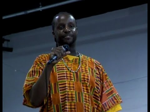 Dr. Natural Drops Knowledge Bombs at the Natural Hair Care Expo in Baltimore