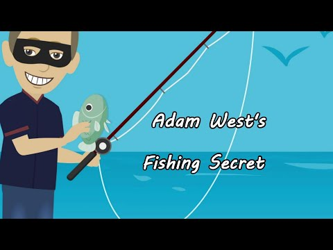 Batman's Fishing Secret