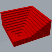 Stepped Boxes