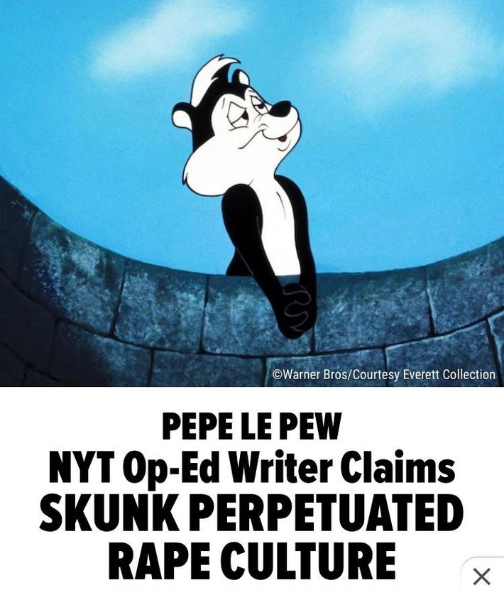 Pepe's Gotta Go (He's Straight Too)