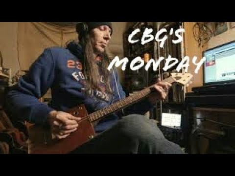"CBG's Monday: ""Greensleeves"""