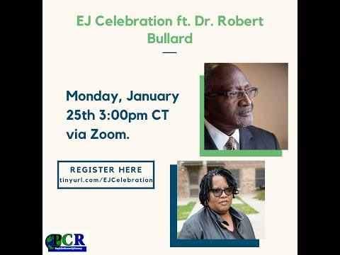 Hazel EJ Celebration and Conversation with Dr Bullard