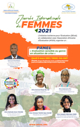 JOURNEE INTERNTIONALE DES FEMMES 2021