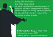 Bell-Tolling for Rev. Dr. Martin L. King, Jr.