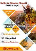 Book Holiday Packages for Shimla Kullu Manali from Delhi