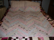 French Braid Baby Quilt 2021