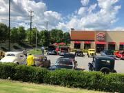 4th SUNDAY CRUZE-IN @ DQ/WALMART MIDWAY - N ALPHARETTA, GA