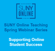 Supporting Online Student Success