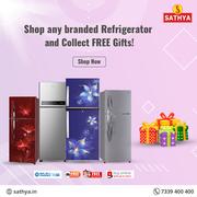 Refrigerator Price Online | Sathya Online Shopping