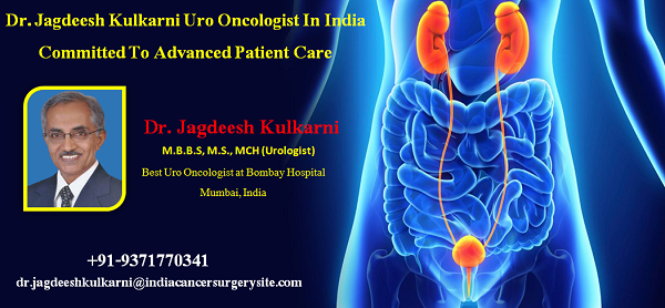 Dr. Jagdeesh Kulkarni uro oncologist in India Committed to Advanced Patient Care