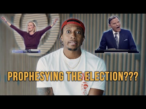 Prophesying the Election?! Lecrae Reacts to Post-Election Videos