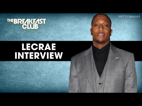 Lecrae Describes Finding His Faith, Cancel Culture + More