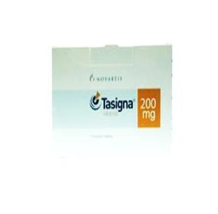 Tasigna 200 mg - Nilotinib Precio - Compra en Farmacias especializadas