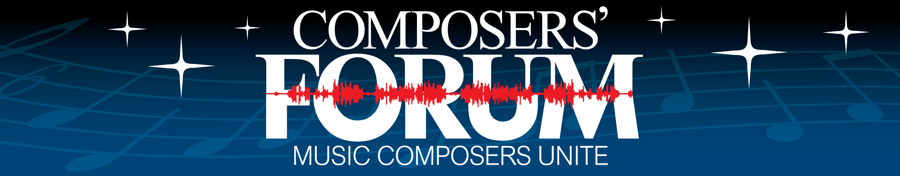 Composers' Forum Logo