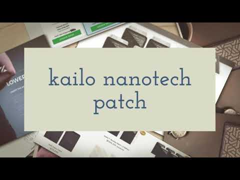 Kailo Pain Relief Patch