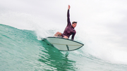 Mike Cherrington, Carving up the Pipe, Pe