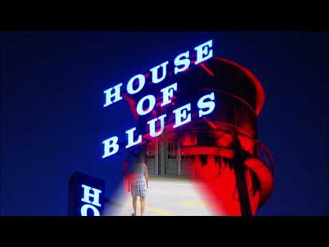 In the House of the blues     Guitar   A D Eker  2021