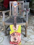 Cigar Box Kitchen Guitars