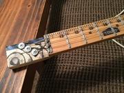 Lefty Headless Panhander 3-String Guitar