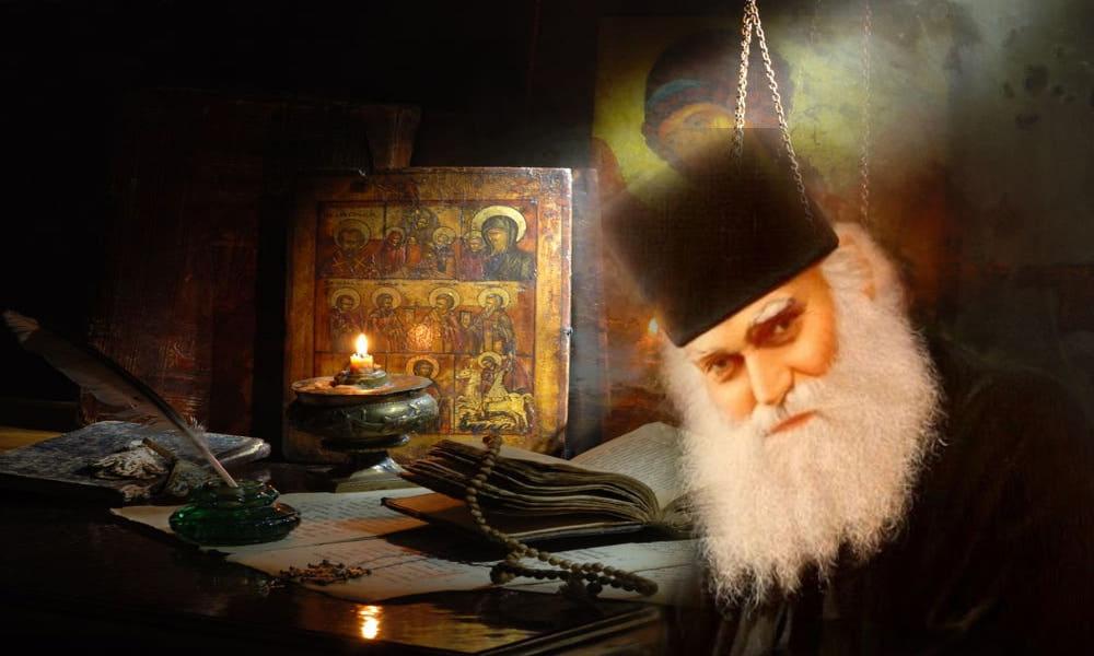 Δεν καταλαβαίνεις εσύ που τη λες την ευχή, αλλά καταλαβαίνει ο διάβολος και  καίγεται - †† Άγιοι Γέροντες †† - face-new237.com