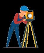 How to become a surveyor - high school