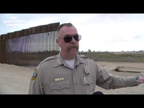 Yuma Sheriff Wilmot: By this administration Border Patrol has been turned into Uber for the Cartels!