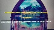 CORNER*3:16*STONE CHRISTIAN FAITH BASE CANADA PHOTO