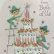 vintage greeting card lovers♥