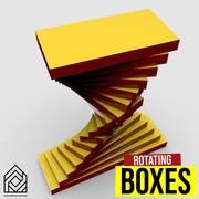 rotating boxes