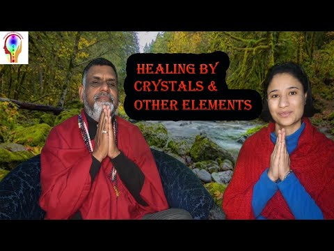 Crystals And Other Elements Healing | Crystals | Crystals For Beginners | Crystals At Home | Healing