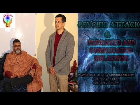 Psychic Attack and Complicated Relationship | Bad Energy | Black Magic | Negative Energy