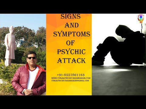 Signs and Symptoms of Psychic Attack | Healing Meditation | Healing | Psychic Attack | Spirituality