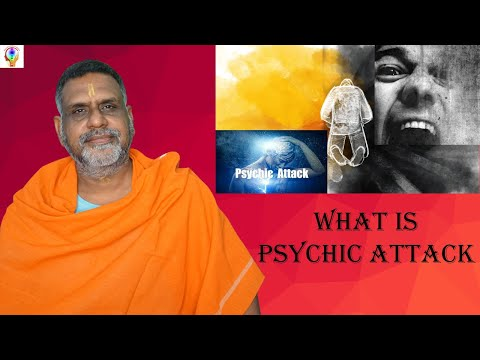 What is Psychic Attack ?  are we also get affected by the psychic attack | Kundalini | Kriya 1