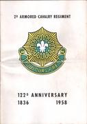 1958 122nd Anniversary