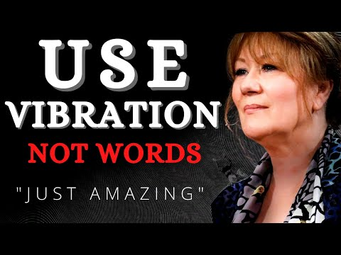 """TRY SOMETHING NEW!!! THIS MARCH 2021 """"Use Vibration NOT WORDS"""" Abraham Hicks"""