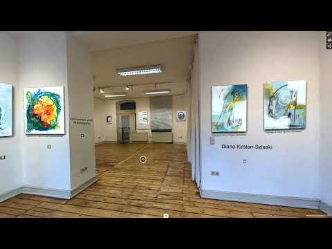 Video zur 2. virtuellen Crossart Ausstellung in Köln