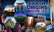 Earth Origins EO 2021 May 14-16, 2021