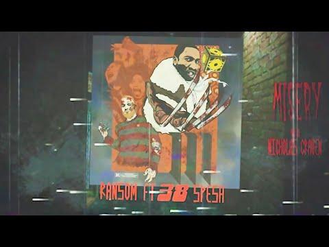 Ransom Ft. 38 Spesh - Misery (New Lyric Video) (Prod. Nicholas Craven)