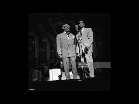"July 18, 1952 ""Ooh Shoo Be Doo Bee"" Joe Carroll & Dizzy Gillespie"