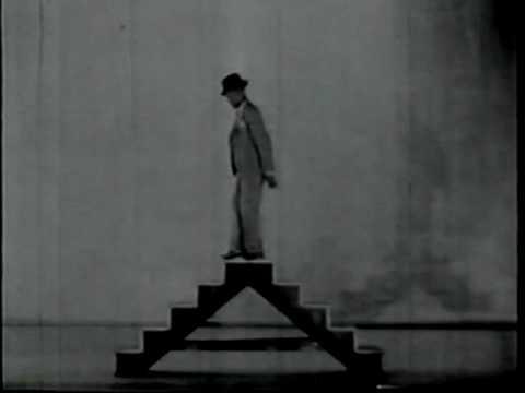 "Bill ""Bojangles"" Robinson Stair Dance, 1932"