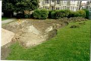 1993 August pond construction 2