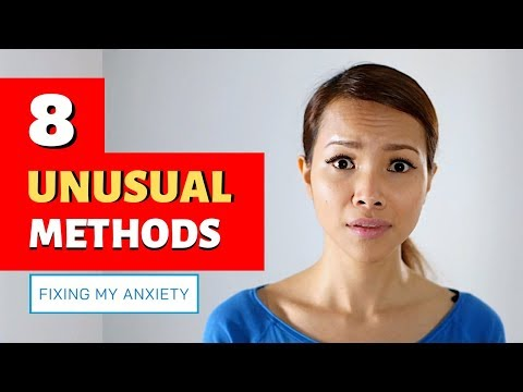 8 Unusual Methods To Hold Anxiety At Bay (Anxiety Relief First Aid)