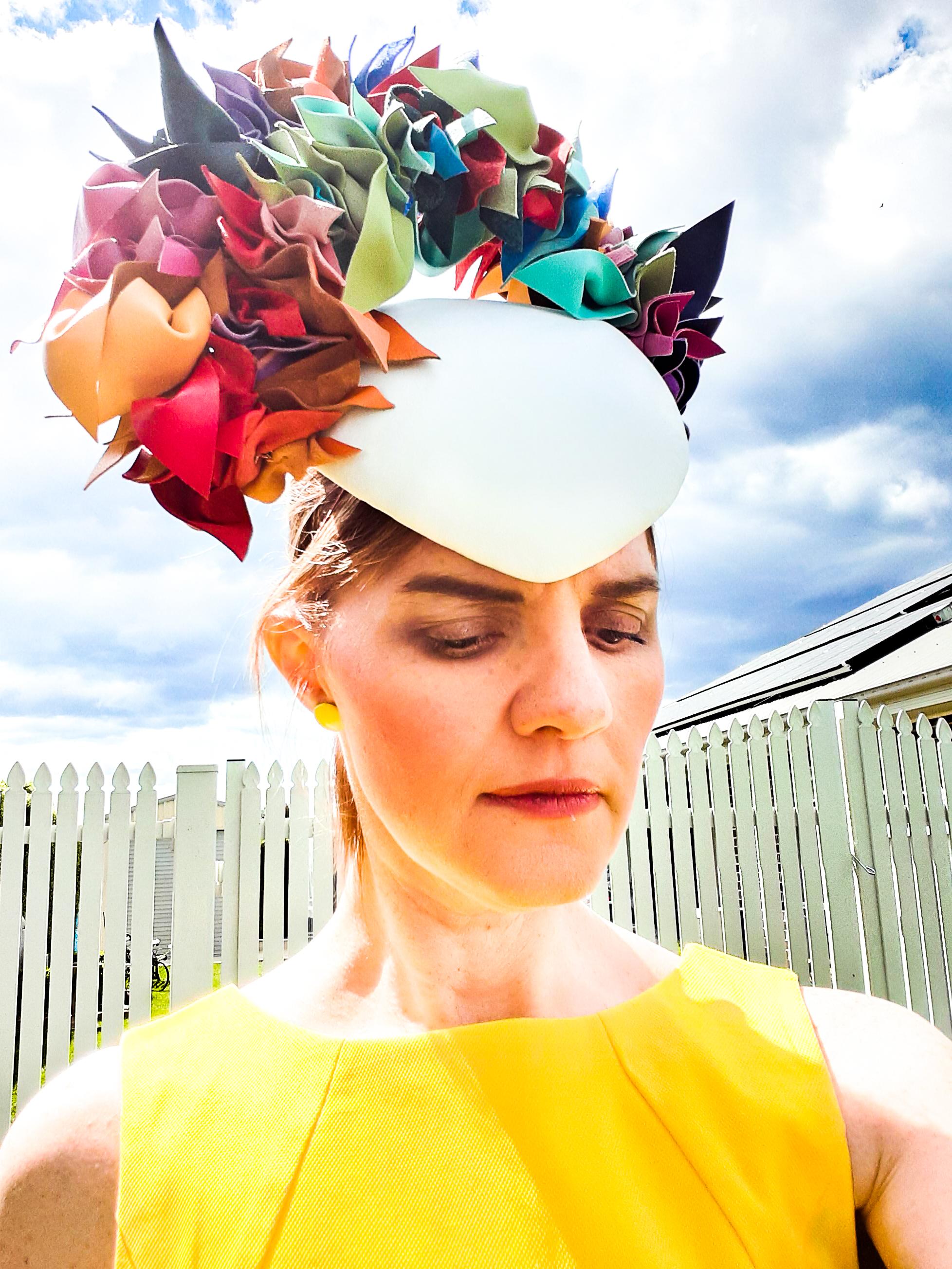Millinery Award 2020 - Joy Headpiece