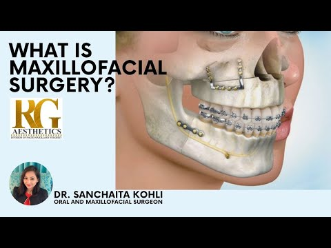 What is Oral and Maxillofacial Surgery? Dr Sanchaita Kohli - RG Aesthetics