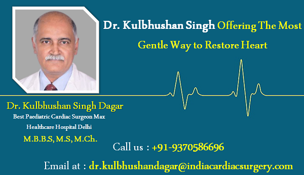 Dr. Kulbhushan Singh Dagar Offering The Most Gentle Way to Restore Heart